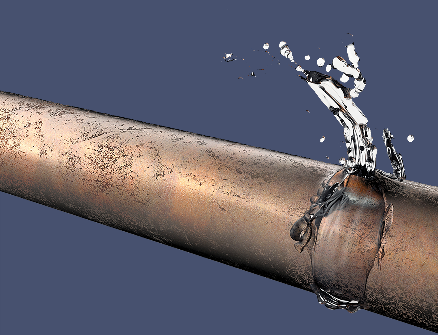 Leaky Pipe - Header